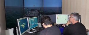 Cerca de 250 marinos se entrenaron en Siport21 en 2014