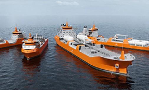 Wärtsillä diseña nueva serie de barcos LNG