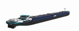 Damen lanza el buque ecológico EcoLiner