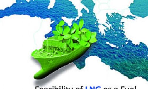 La Fundación Valenciaport publica un informe sobre la viabilidad del LNG en el Mediterráneo