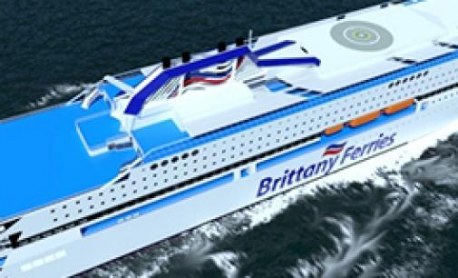 Nuevo ferry con LNG