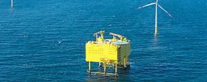 Siemens realiza la red de conexión offshore más grande del mundo