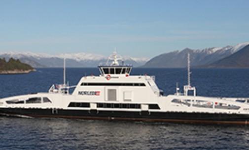 Premio al primer ferry completamente eléctrico
