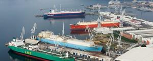 Los astilleros españoles en fase de crecimiento