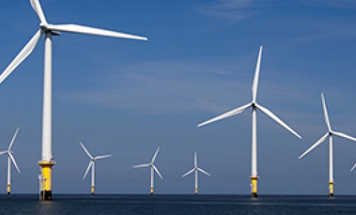 Primer parque eólico offshore de Iberdrola