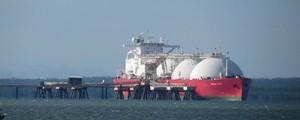 LNGreen,el buque gasero del futuro