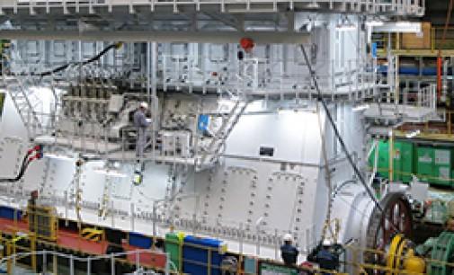 Nuevo motor Wärtsilä X92 para grandes portacontenedores