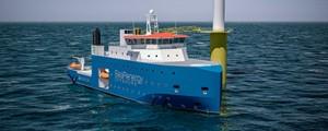 Nuevo diseño de buque de asistencia offshore
