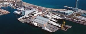 Nuevo shiplift de 4.000 t para Marina Barcelona 92