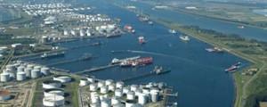 Rotterdam aumenta su tráfico de mercancías en un 5,4%