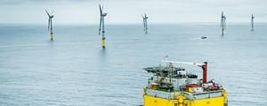 Inaugurado el parque eólico alemán de 400 kW
