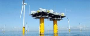 El parque eólico Amrumbank West ya está operativo