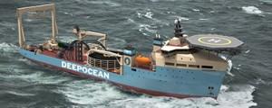 Maersk y DeepOcean encargan un buque offshore a Damen