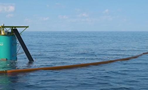 El sistema que limpiará de plásticos el océano
