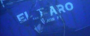 Revelan las imágenes submarinas del carguero hundido El Faro