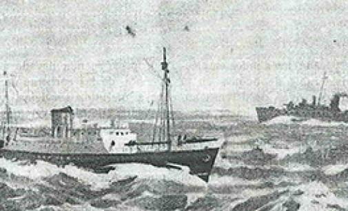 Conversión de corbetas en buques rápidos