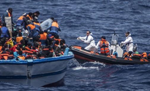 Prosigue la lucha contra el tráfico de migrantes