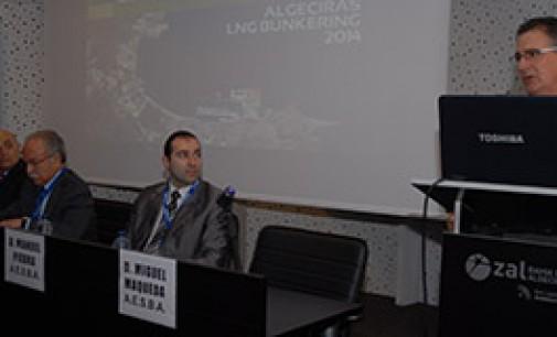 Algeciras apuesta por el desarrollo del LNG