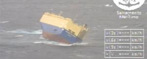 Rescatados los 22 tripulantes del mercante Modern Express