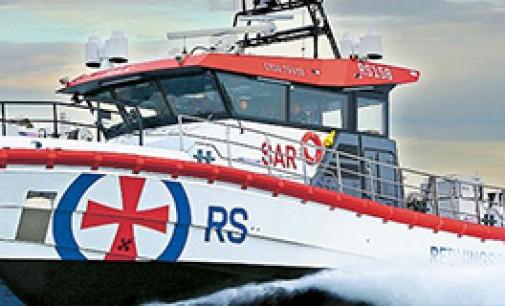 Nuevo buque de salvamento noruego
