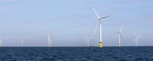 El parque eólico offshore más grande del mundo pasará de 1 GW