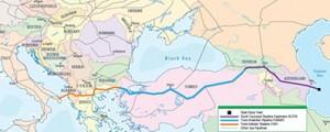 Se inicia el proyecto del gaseoducto del Corredor del Sur