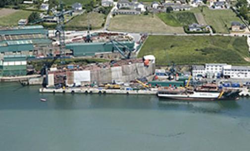 Gondán comienza la construcción del buque escuela