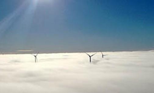 Primer parque eólico de 4.5 MW