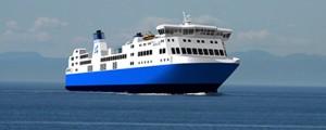 Botado el último ferry de Fincantieri