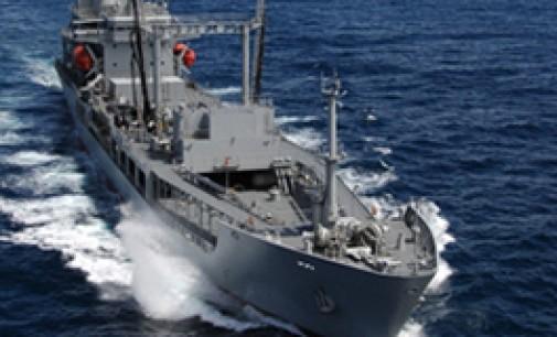 Nueva Zelanda abre concurso para buque de reaprovisionamiento