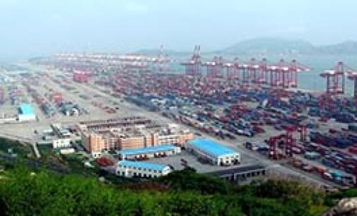 Los 10 mayores puertos del mundo en tráfico de contenedores
