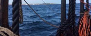 Hallado barco hundido hace 6.500 años