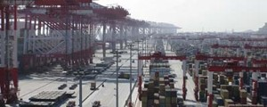 Gran control de la emisiones de buques en China