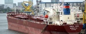 Parangon Shipping vende sus graneleros
