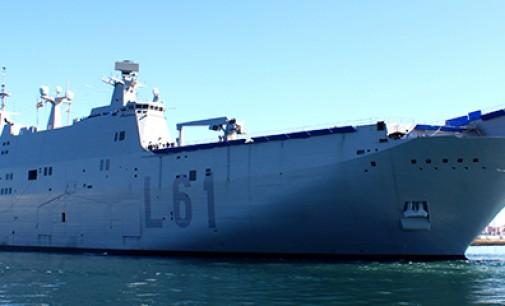 Ghenova desarrollará el nuevo buque de desembarco anfibio para Turquía