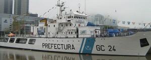 Argentina hunde un pesquero chino