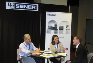 SENER presents FORAN V80 in ASNE Day 2016