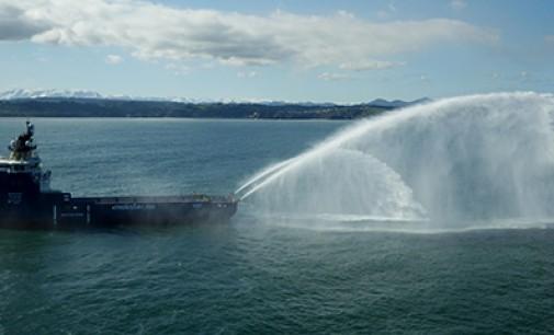 Astilleros Gondán entrega el Stril Mar