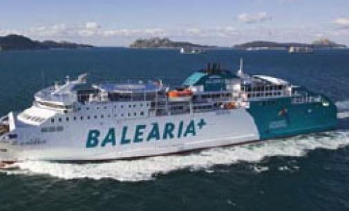 Ferry SF Alhucemas