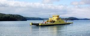 Primer ferry de propulsión eléctrica en Finlandia