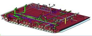 Foran V80 como solución para la construcción naval militar