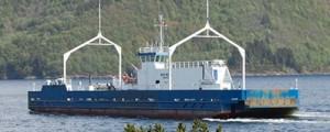 Noruega estrenará su primer ferry de hidrógeno