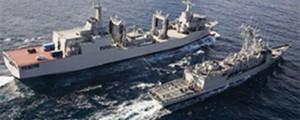 Buque de aprovisionamiento de combate: BAC Cantabria