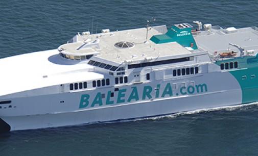 El Avemar Dos de Baleària se actualizará