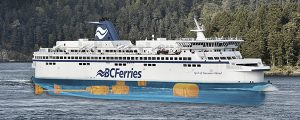 Ferries Canadá motores Wartsila