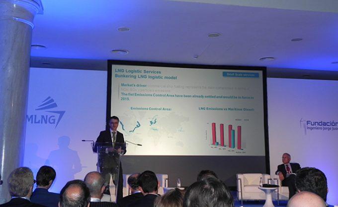 Madrid LNG & Shipping 2015