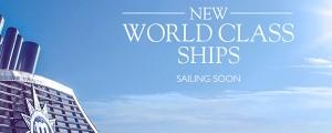 """Nuevo prototipo de MSC Cruceros """"World Class"""""""
