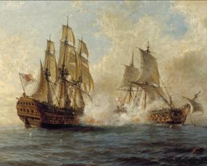 Navíos de la Real Armada