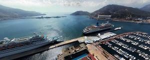 El puerto de Cartagena amplía su terminal de cruceros