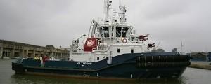 Dos nuevos remolcadores para la flota de Boluda Francia